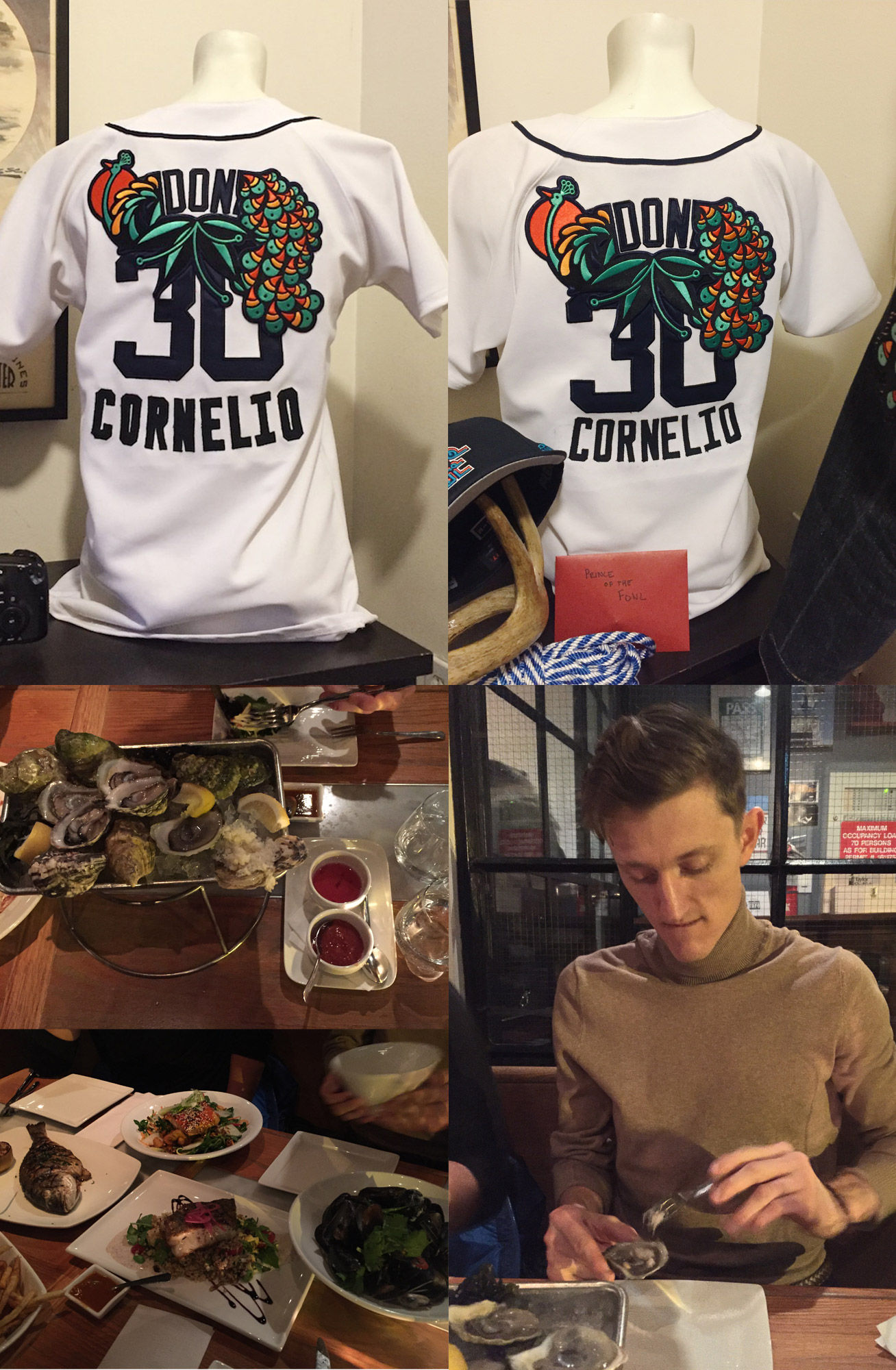 Cornelius Quiring 29th birthday