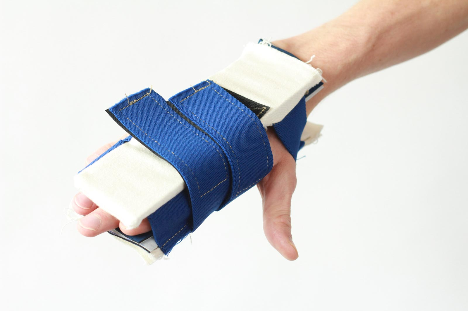 Splint to stretch my right hand