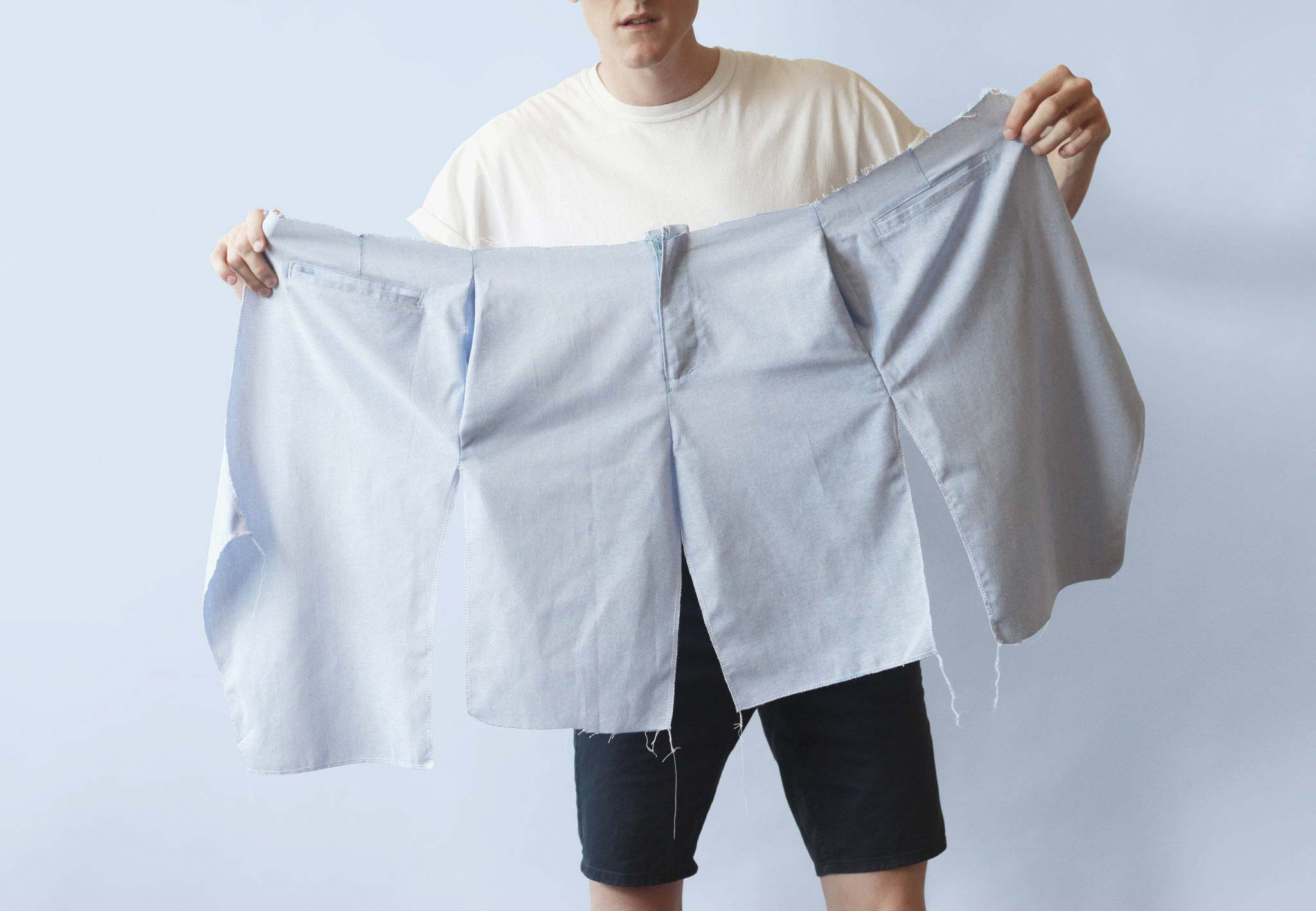 Half A pair of Mens Shorts