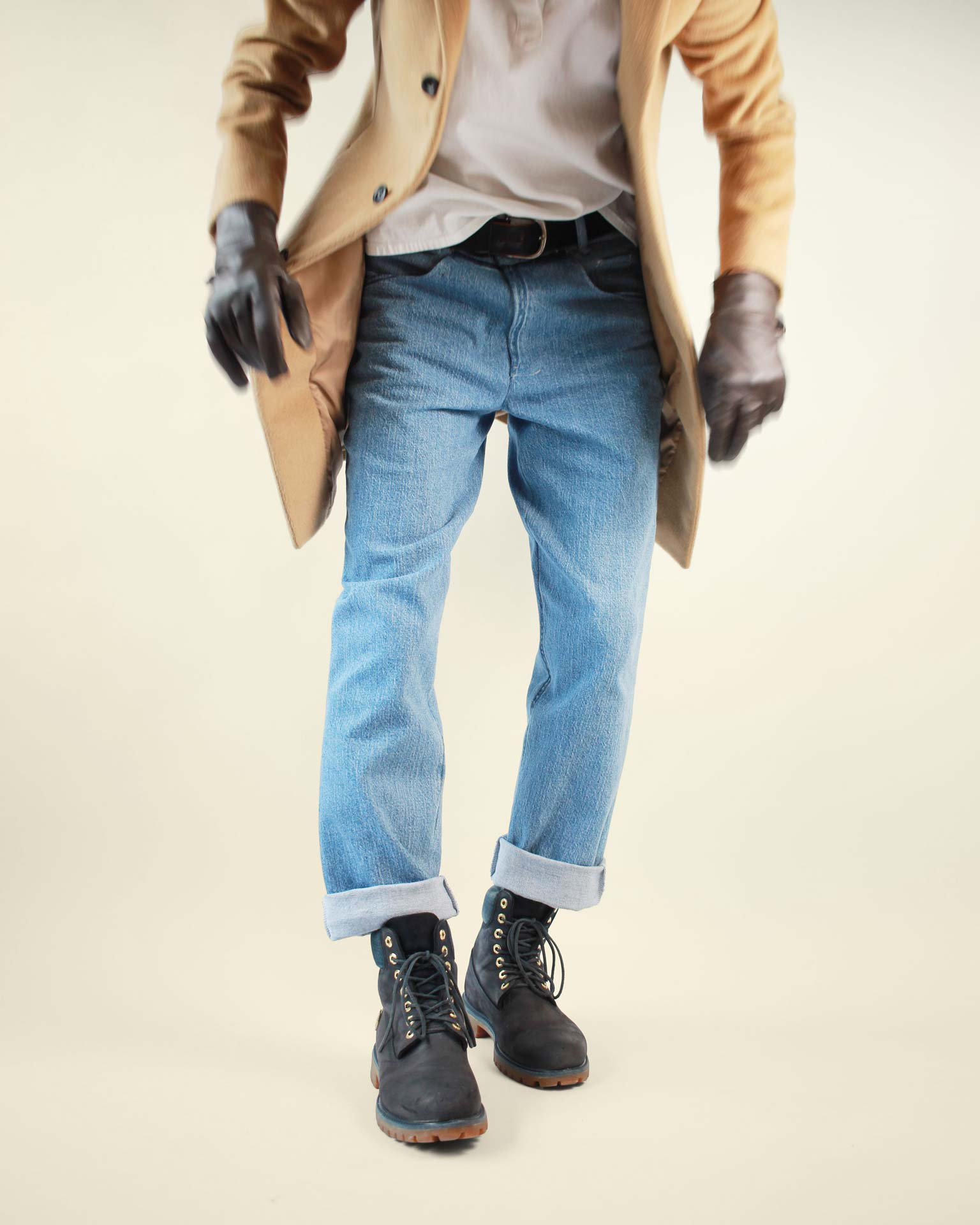 Dad Jeans Styled