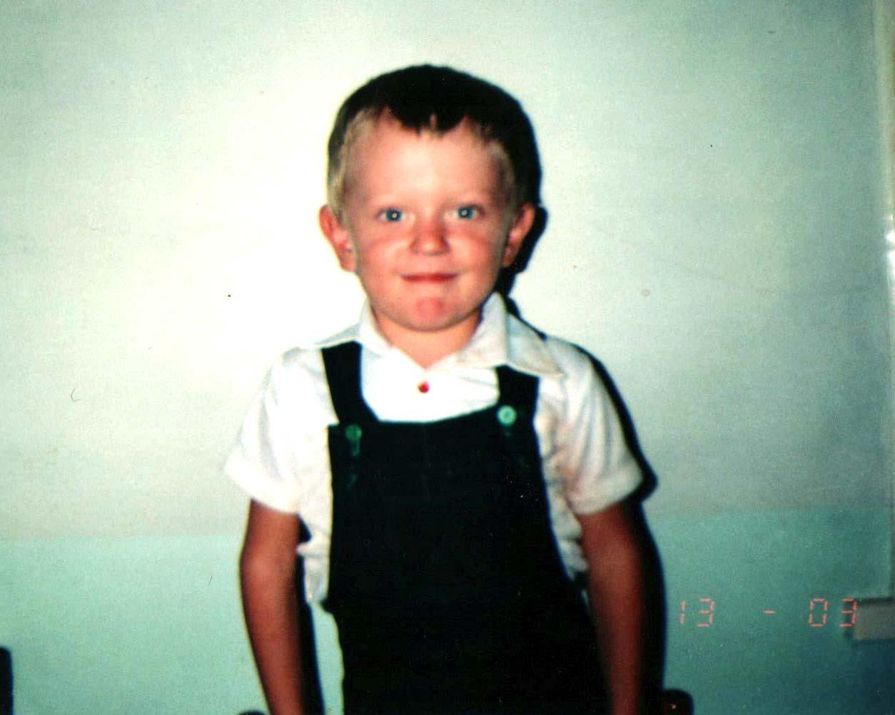 Cornelius Quiring youngest photo